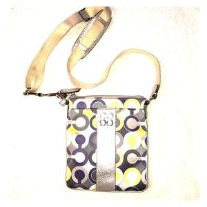 Coach crossbody bag purse